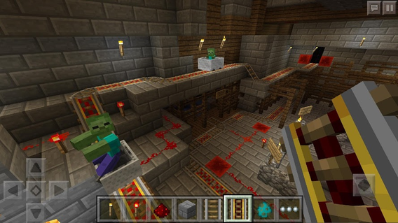 Minecraft - Pocket Edition 1.1.3.1 apk screenshot