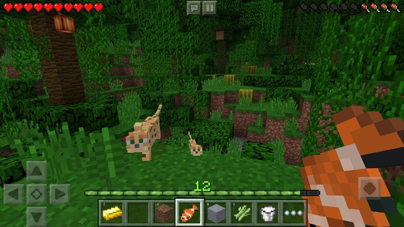 Minecraft: Pocket Edition 1.1.3.1 apk screenshot